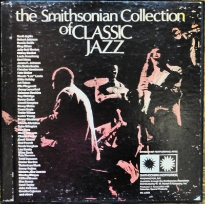 """The Smithsonian""1面収録曲"
